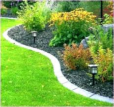 wooden flower bed borders tree border ideas wood flower bed edging stone raised source how to wooden flower bed borders flower bed der ideas