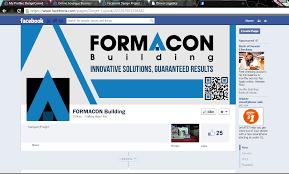 Web Design Company Facebook Page Elegant Playful Construction Facebook Design For A Company