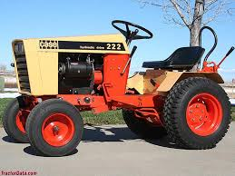 case garden tractor. 1973 J.I. Case Model 222 Garden Tractor With Hydraulic Lift S