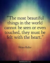 Helen Keller Quotes on Pinterest | Helen Keller, Speechless Quotes ... via Relatably.com