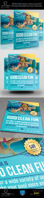 pool service flyers. Swimming Pool Cleaning Service Flyer Template - Flyers Print Templates P