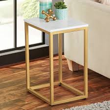 Mainstays End Table Multiple Finishes Walmartcom