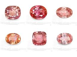 Sapphire Color Chart Padparadscha Sapphires 10 Tips On Judging The Rare Gem