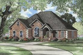 Rustic Brick House Plans   Comfort And Durability   Houz BuzzRustic brick house plans for all