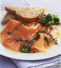 Selain itu, ikan salmon juga memiliki tekstur daging yang lembut dengan rasa yang gurih. Resipi Salmon Salai Dengan Mustard Dan Sos Dill Di Russianfood Com Resepi 2021