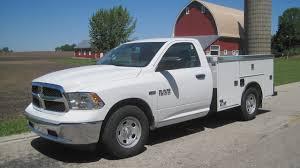 CM SB® utility body on a Dodge truck Rondo1888 - YouTube