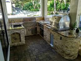 Outdoor Kitchen Home Creative Outdoor Kitchens