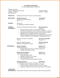 Student Nurse Resume Student Nurse Resume Objective For Internship College Template 23