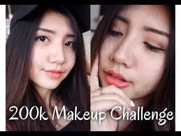 10 02 200k makeup challenge bahasa indonesia sherly