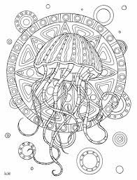 tribal coloring pages. Interesting Tribal Jellyfish With Tribal Pattern Coloring Page To Coloring Pages T