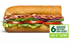 Menu All Sandwiches Subway Com Canada English
