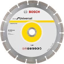 Купить <b>Алмазный диск Bosch</b> ECO <b>Universal</b> 230 мм (2608615031 ...