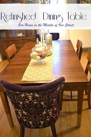 apply dining table