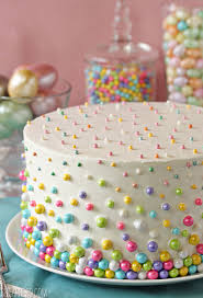 Cake Designs And Decorations