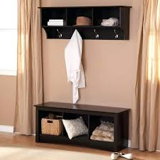 Shoe Storage Bench With Coat Rack Beauteous Shoe Rack Storage Bench Coat And Shoe Rack Entryway Storage Bench