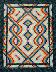 111 best Bargello Quilts images on Pinterest | Embroidery ... & Lockwood Enterprises, the home of Quilt designs and Patterns by Dereck C. Adamdwight.com