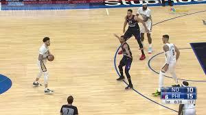Orleans Pelicans vs Philadelphia 76ers ...