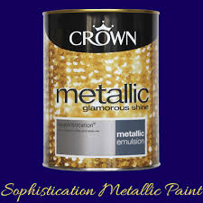 crown sophistication silver grey