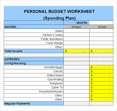 Sample Accounting Excel Spreadsheet Sample Expense Sheet 8 Documents In Pdf Word