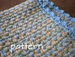 Easy Baby Blanket Crochet Patterns Magnificent Ideas