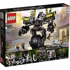 LEGO Bau- & Konstruktionsspielzeug As... LEGO 70632 NINJAGO Quake Mech Toy  Drangon Hunters Tank Five Mini Figures quickmood.ae