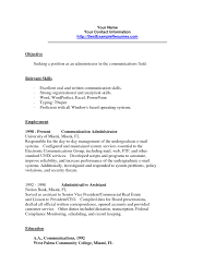 Good Skills For Resume Communication Skills Examples For Resume Free Resume Templates 14