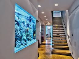 Aquariums are a great way of incorporating nature into the house. PHOTOS:  FILE