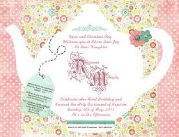 tea party templates template mad hatter tea party invitation template best of templates