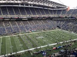 30 Seahawks Stadium Seat View Pryncepality
