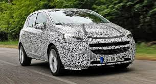 new car launches for 2014Opel Confirms 2014 Launch for New Corsa Gets 115PS 10Liter 3