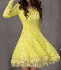 433 Best فساتين اصفر images in <b>2019</b> | Dresses, Yellow dress ...
