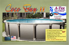 here are the above ground pool styles we carry there are many sizeost are available in both round and oval dimensions