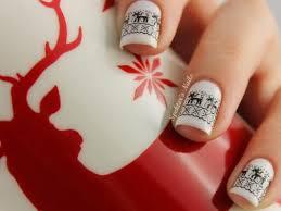 Vánoční Nehtová Inspirace Blogerkycz