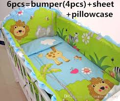 crib bedding set soft baby sheet pers comfortable baby bedding set includepers sheet pillow cover kids duvet sets kids twin quilts from