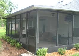 outdoor screen room enclosure i