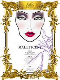 mac maleficent make up collection