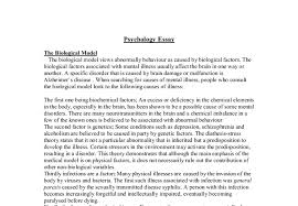 essays on psychology  psychology essays and papers 123helpme com
