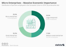Enterprise Chart Chart Micro Enterprises Massive Economic Importance