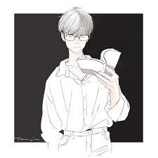 眼鏡男子好きは悶絶必至のイラストたち 眼鏡絵描きホイホイ ほぼ男性