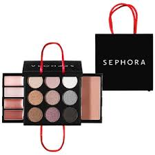 sephora collection mini bag makeup palette