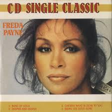 "Freda Payne Band Of Gold USA 5"" Cd Single CDS198 Band Of Gold Freda Payne CDS198 ..."