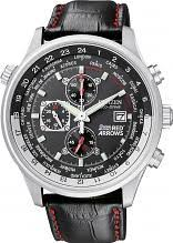 """waterproof watches watch shop comâ""""¢ mens citizen red arrows world time chronograph eco drive watch ca0080 03e"""
