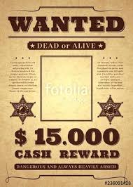 wanted photoshop template wanted poster template vector free download demo templates