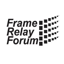free vector logo frame relay forum