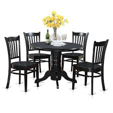picture 1 of round kitchen table sets for 4 48 inch