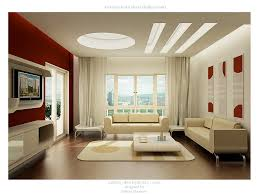 Interior Living Room Decoration 28 Red And White Living Rooms