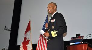 Vice Admiral James Crawford III: Mastering the Law of the Sea | University  of Miami School of Law