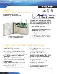 dmp xt series security alarm control hpi security alarms and dmp 431 output harness at Dmp Fire Alarm Wiring Diagrams