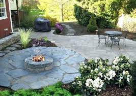 stone patio and firepit outdoor masonry fire pits fire pit on natural stone patio stone outdoor