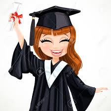 graduation clipart college student pencil and in color  pin graduation clipart college student 6